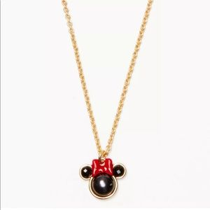 Kate spade Disney for Minnie Mouse mini pendant